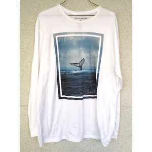NWT - Long Sleeve Graphic T-Shirt